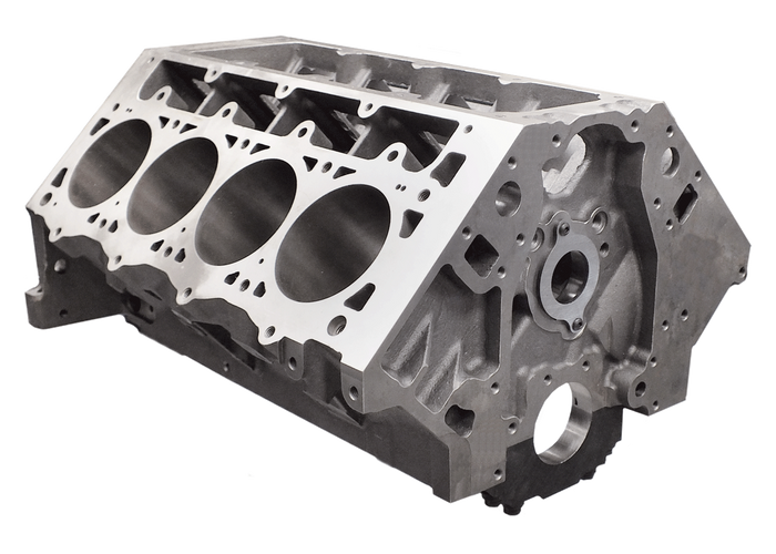 "DART LS Next Gen III Iron Engine Block 31837221 - 9.450"" Deck, 4.125"" Bore"