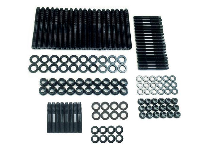 "Dart 1/2"" Head Stud Kit 66130128B - 23 Bolt For Aluminum LS Next MID Block"
