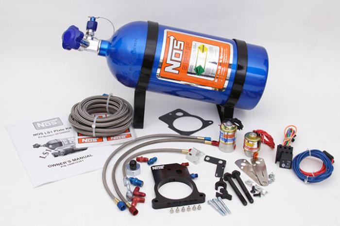 NOS LS1 EFI Wet Nitrous System 05168NOS