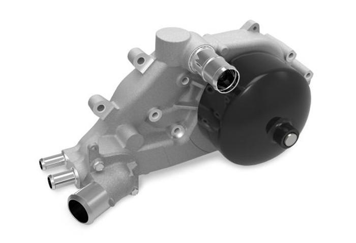 Holley LS Water Pump 22-100 - Standard, Forward Inlet