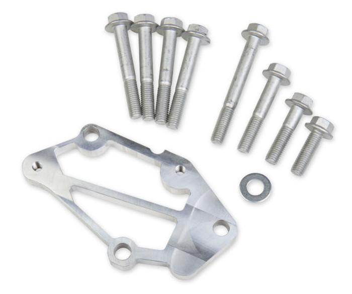 Holley LS Swap Accessory Drive Bracket Install Kit 21-1 - Short Belt