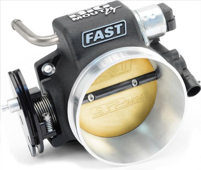FAST 92mm Big Mouth LT Throttle Body 54091 - W/ IAC & TPS