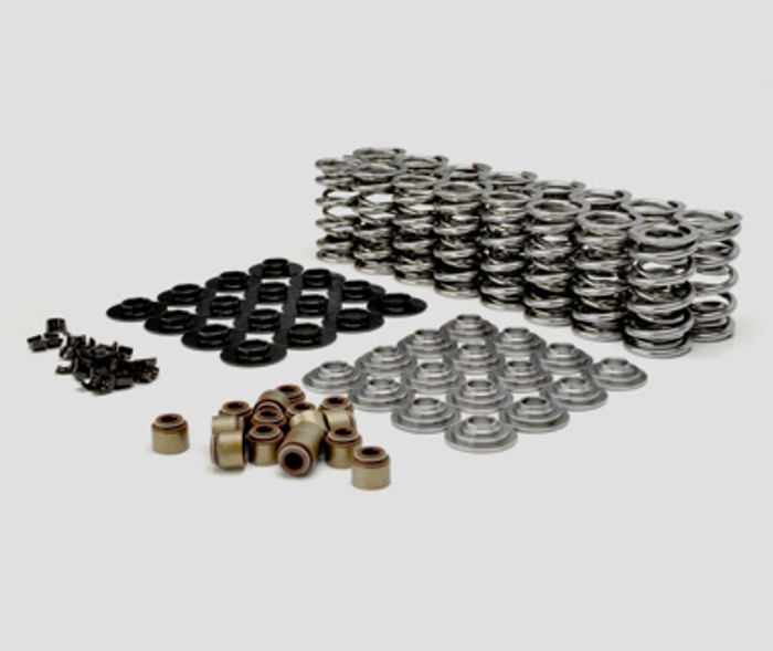 COMP Cams GM LS Dual Valve Spring Kit 26925TS-KIT - Tool Steel Retainers