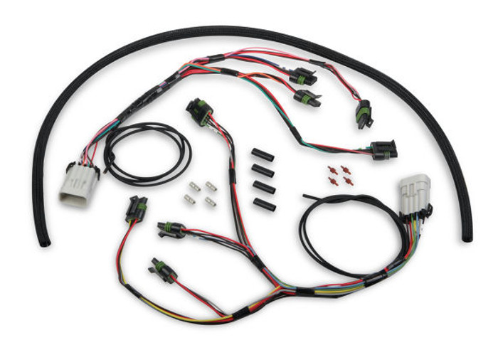 Holley HP Smart Coil Ignition Harness 558-312