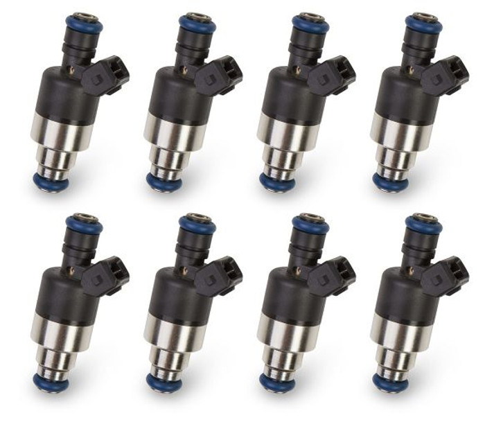 Holley 36 lb/hr EV1 High Impedance Fuel Injectors 522-368