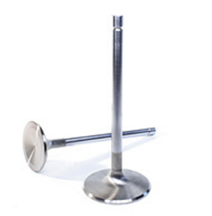 Manley Severe Duty Stainless 8mm x 1.575 LS1 Exhaust Valves 11675-8