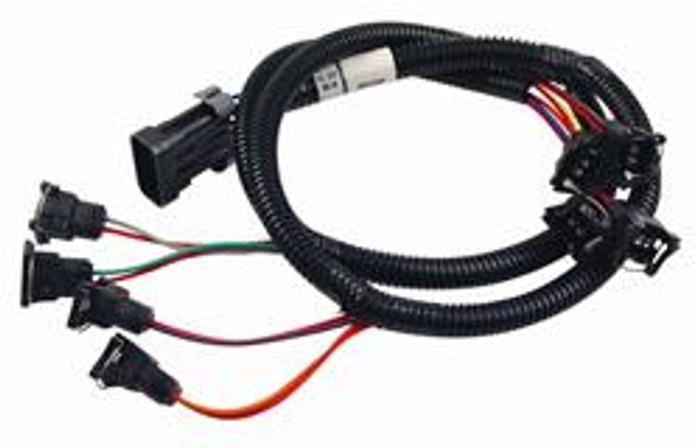 FAST XFI GM Gen IV LS Fuel Injector Harness 301209