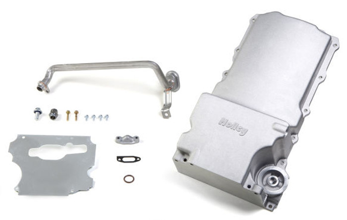 Holley LS Swap Oil Pan 302-1