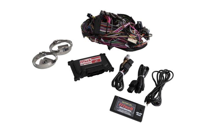 FiTech Ultimate LS Standalone ECU & Wire Harness w/ Transmission Control 70051