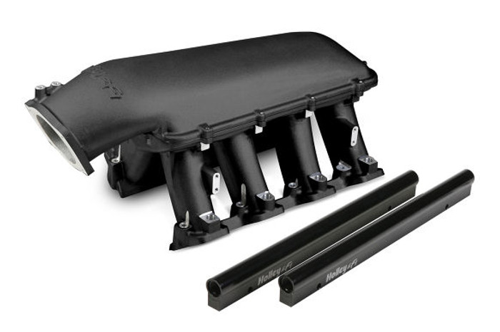Holley Hi-Ram LS1 92mm EFI Intake Manifold 300-122BK