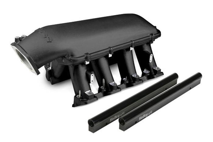 Holley Hi-Ram LS1 105mm EFI Intake Manifold 300-123BK