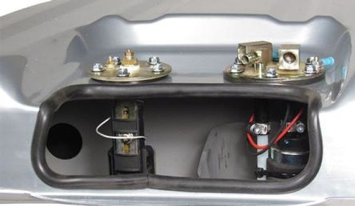 Sniper EFI Fuel Tank System 19-110 (1957 Chevy Coupe Sedan)