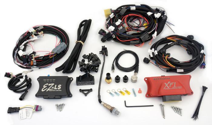 FAST XFI Sportsman GM LS Multi-Port Fuel Injection Kit 303005