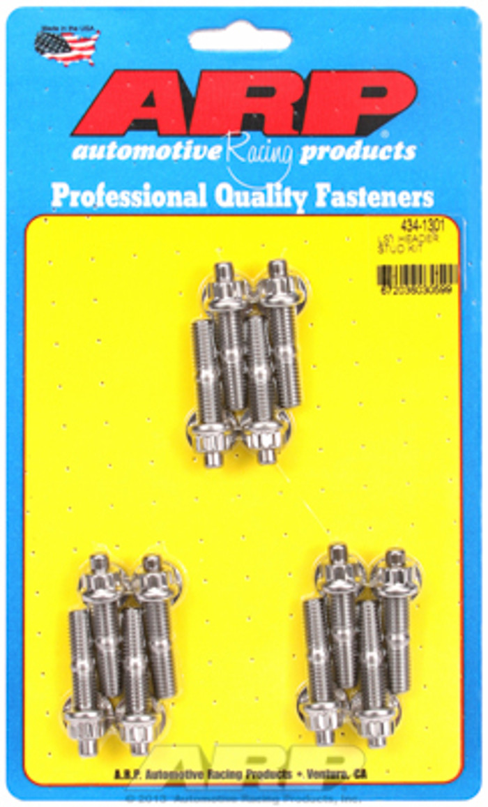 ARP GM Stud Kit for Headers 434-1301
