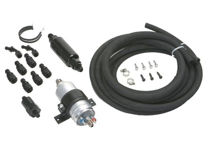 FiTech Go EFI Inline Fuel Pump Kit 40005