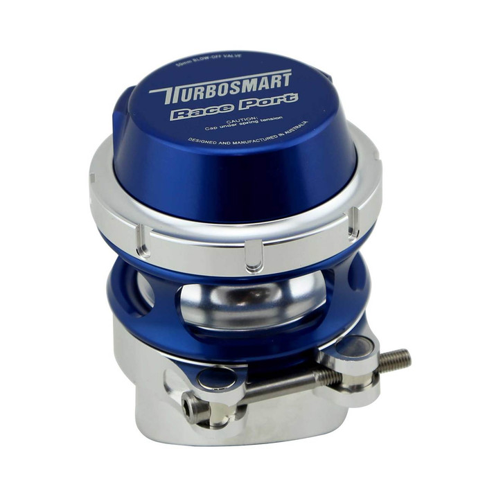 Turbosmart Race Port Blue 52mm Blow-Off Valve TS-0204-1101