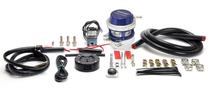 Turbosmart Race Port Blue 52mm Blow-Off Valve Controller Kit TS-0304-1001