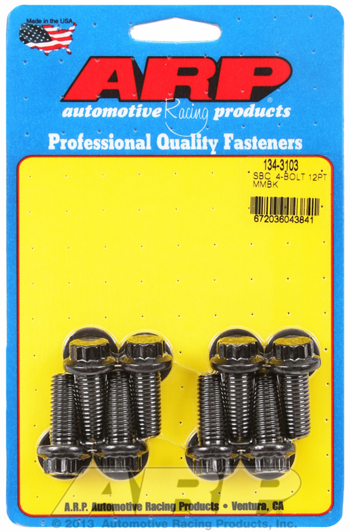 ARP GM LS Motor Mount 12-Point Bolts 134-3103