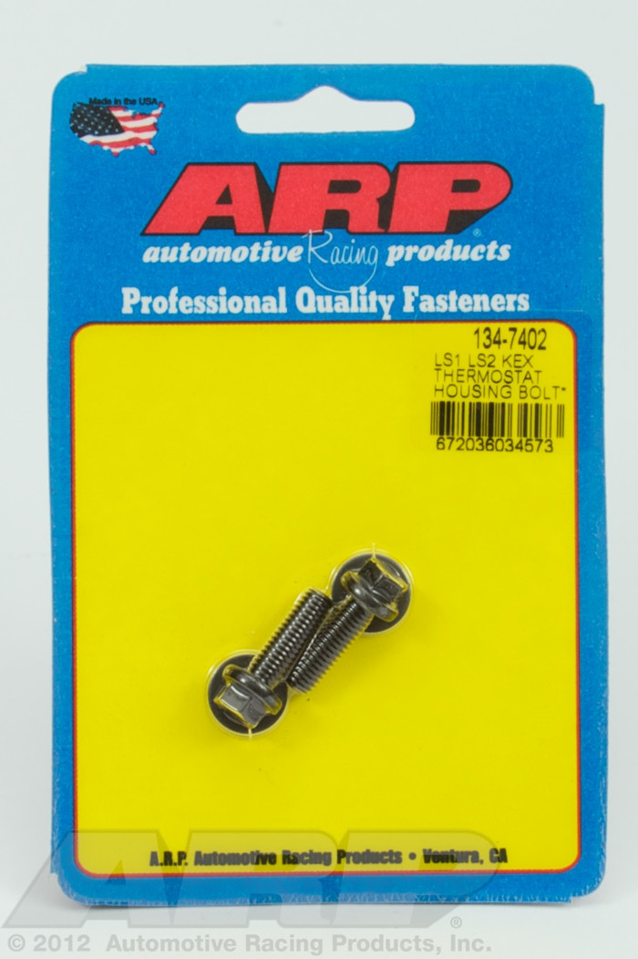 ARP GM LS Thermostat Housing Hex Bolts 134-7402