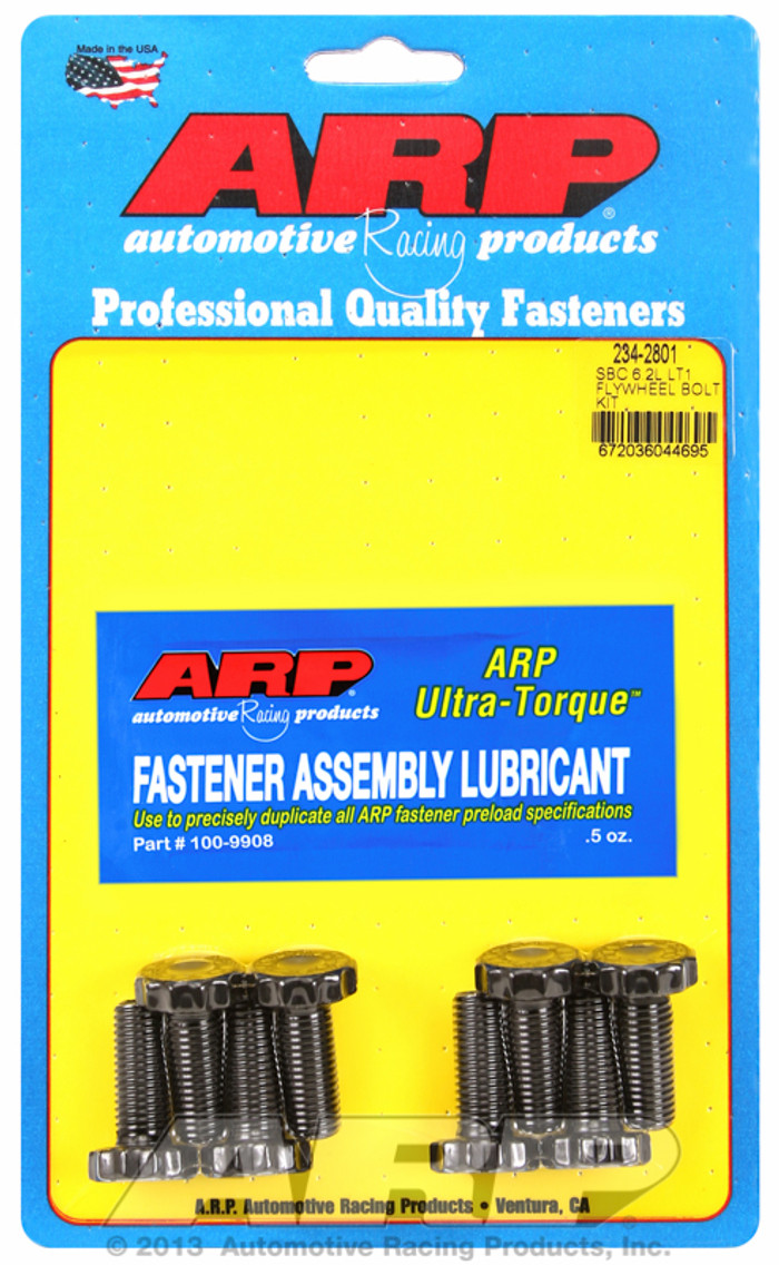 ARP Gen V LT1/LT4 Flywheel Bolts 1.125 UHL 234-2801