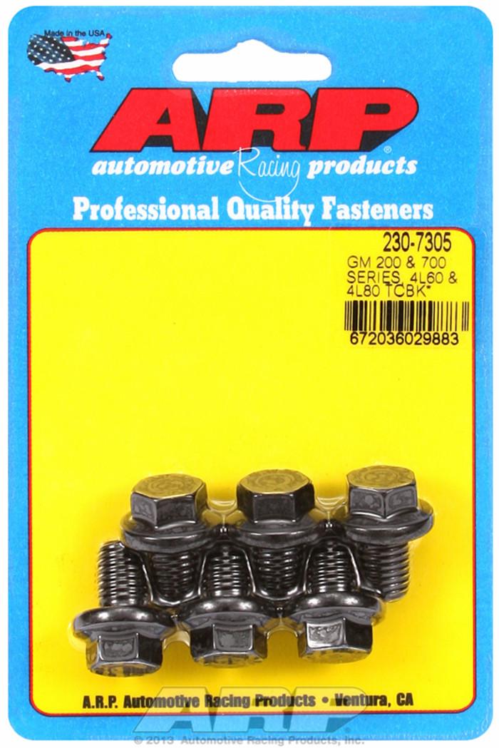 ARP 4L60E/4L80E Car Torque Converter Bolts 230-7305