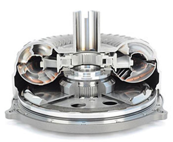 TCI 6L80E Torque Converter 242972 -  Billet, Bolt-Together, 2600-2700 RPM Stall