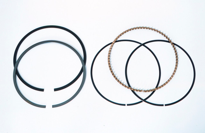 "Mahle Motorsports 4.135""+ .005"" 1.5, 1.5, 3.0 mm File Fit Ring Set 4140MS-15"