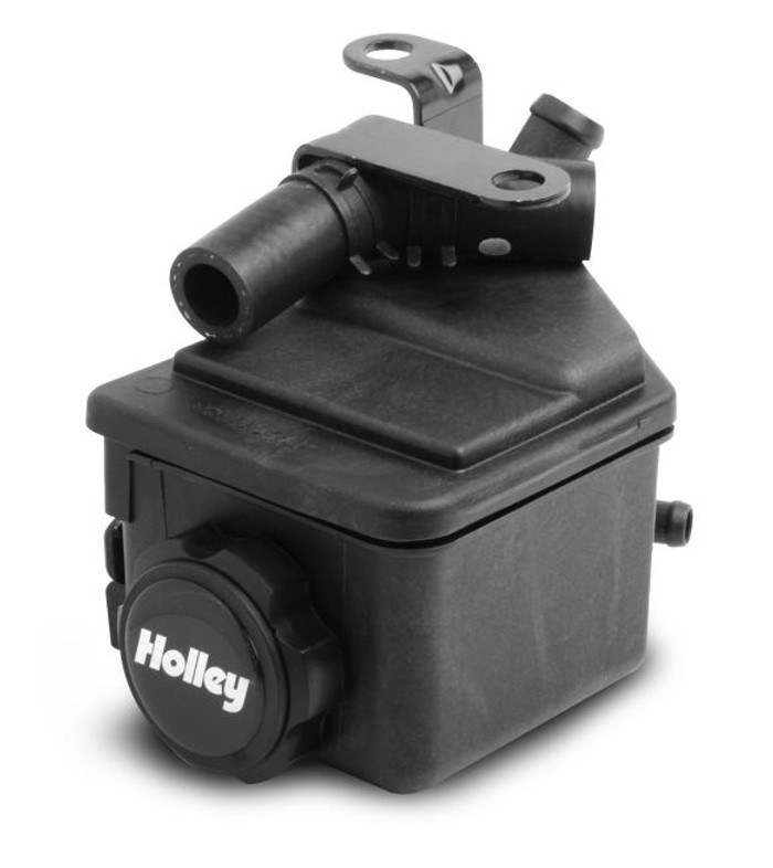Holley Power Steering Reservoir Kit for LS Engines 198-200