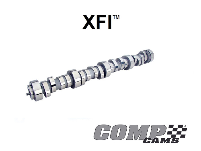 COMP Cams Hydraulic Roller 146-428-11 XFI, XR281HR13 - Street/Strip, High RPM, Works well with FAST Intake