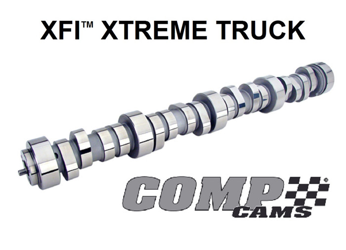 COMP Cams Hydraulic Roller 54-450-11 XFI Xtreme Truck, G3 XFI60 HR15 - Significant Gains in Mid & Upper RPM Range