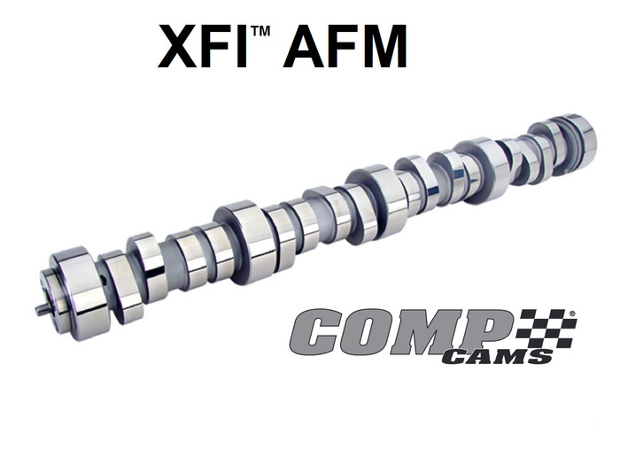 COMP Cams Hydraulic Roller 624-512-13 XFI AFM 266PIIHR16 GM Gen V (LT1/L83/L86) - Excellent Responsiveness and Mid-Range power