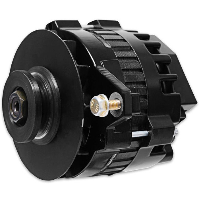 MSD Dynaforce Alternator - 120 Amp, Black, 5321MSD