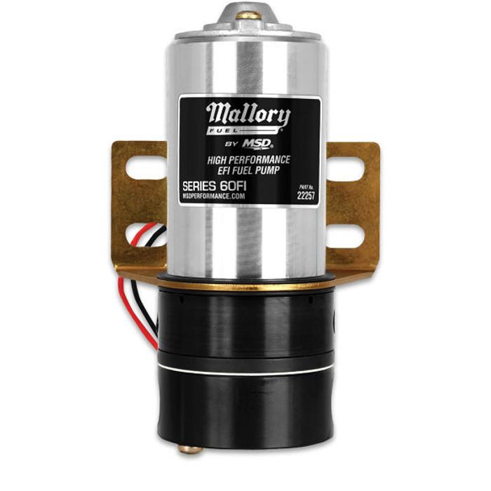 Mallory EFI Fuel Pump 22257 - 60FI Electric