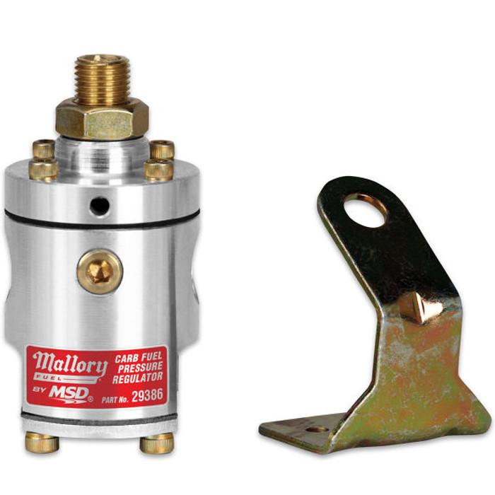 Mallory 2-Port Fuel Pressure Regulator 29386