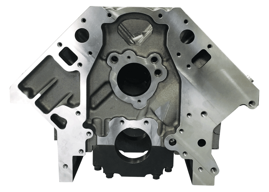 "DART SHP LS Gen III Iron Engine Block 31867211 - 9.240"" Deck, 4.125"" Bore"