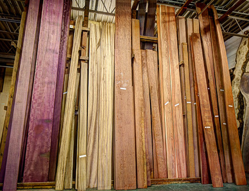 Toncha Hardwood Lumber And Products ~ Key differences between domestic exotic hardwoods