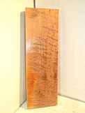 Quilted Maple Billet K 2¼ x 7¾ x 24