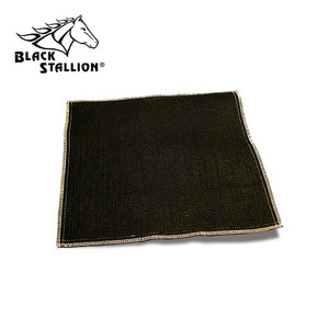 Revco Black Stallion 16 oz. Carbon Fiber Blanket, Black B-CBN16