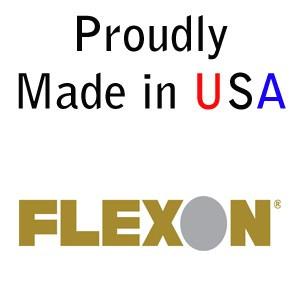 """FLEXON by Flexovit A0344 4""""x1/4""""x3/8"""" ZA20Q   -  HEAVY DUTY Depressed Center Grinding Wheel"""