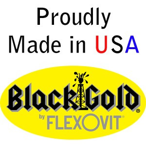 "BLACK GOLD by Flexovit A1766 5""x3/32""x7/8"" A36U-27  -  HEAVY DUTY Thin Depressed Center Cutoff Wheel"