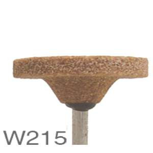 "HIGH PERFORMANCE by Flexovit M0215 1""x1/8""x1/8"" SHANK WA60RV VITRIFIED Mounted Point"