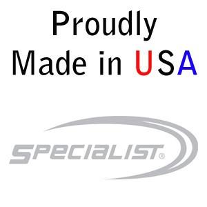 "SPECIALIST by Flexovit L6619 16""x5/32""x1"" AC24SB  -  HEAVY DUTY Reinforced High Speed Cutoff Wheel"