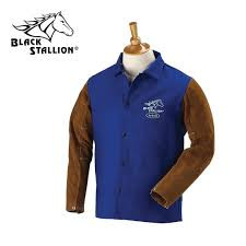 FR Cotton & Cowhide Hybrid™ Jacket - 30""