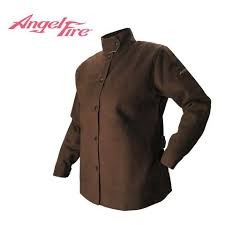 AngelFire® Women's Flame-Resistant Welding Jacket