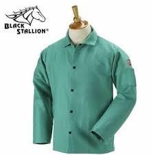 "TruGuard™ 200 FR Cotton Welding Jacket - 30"""