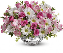 Facets Of Spring Centerpiece