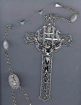 Large Rosary for Full Casket Lid Large Rosary for Full Casket Lid