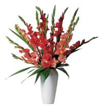 Simply Elegant Gladiolus Arrangement