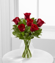 TheSimply Enchanting Rose Bouquet
