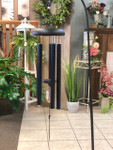 """Wind Chime 30"""" Solid Colors. Available in Red, Green & Blue. (LOCAL DELIVERIES ONLY) Stand not included"""